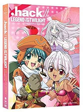 .hack anime series