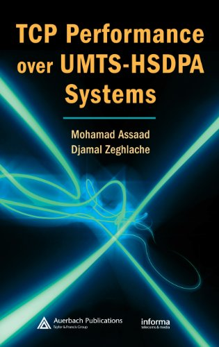 Download TCP Performance over UMTS-HSDPA Systems Pdf