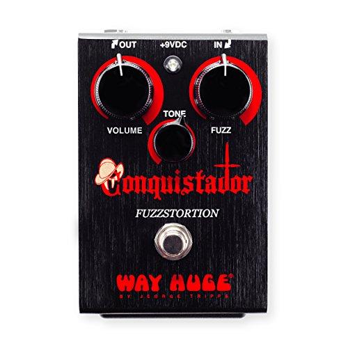 Way Huge WHE406 Conquistador Fuzzstortion Guitar Effects