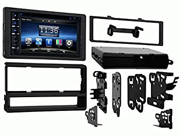 Amazon.com: Toyota Matrix 2003-2008 Bluetooth Radio GPS Touchscreen Navigation DVD Mp3 Unit: Car Electronics