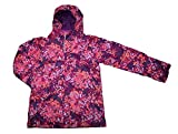 columbia Big Girls ArcticTtrip II Interchange 3 In 1 Jacket Iris Glow (L 14/16)