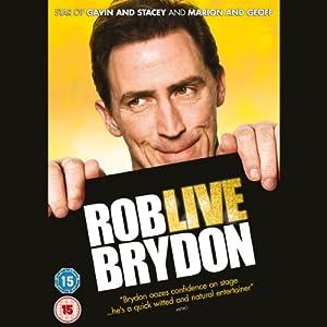 Rob Brydon Live Performance