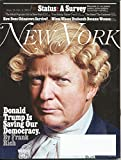 img - for New York Magazine (September 21, 2015 - October 4, 2015) Donald Trump Cover book / textbook / text book