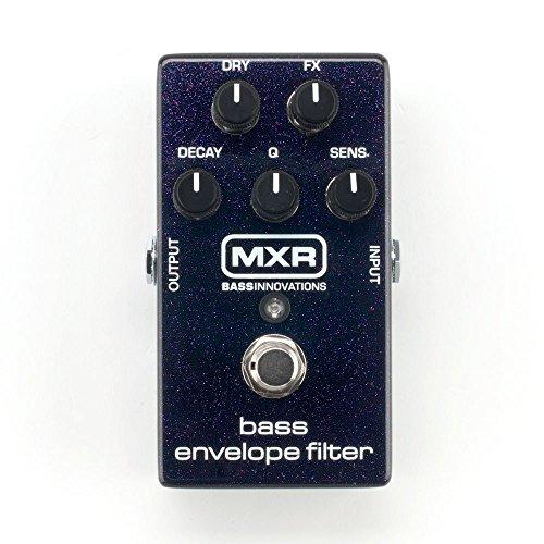 MXR Bass Envelope Filter Effect Pedal by Jim Dunlop
