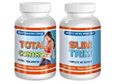 Total Weight loss pills Fat Burn System Maximum Diet Rapid Fast Control Appetite Suppressant - Slim Trim Control 60 Capsules One The Day