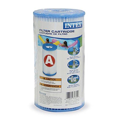 71 opinioni per Intex 59900- Filtro cartuccia tipo A