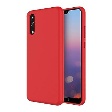 Funda Huawei P20 Pro Silicona Carcasa Suave Flexible TPU ...