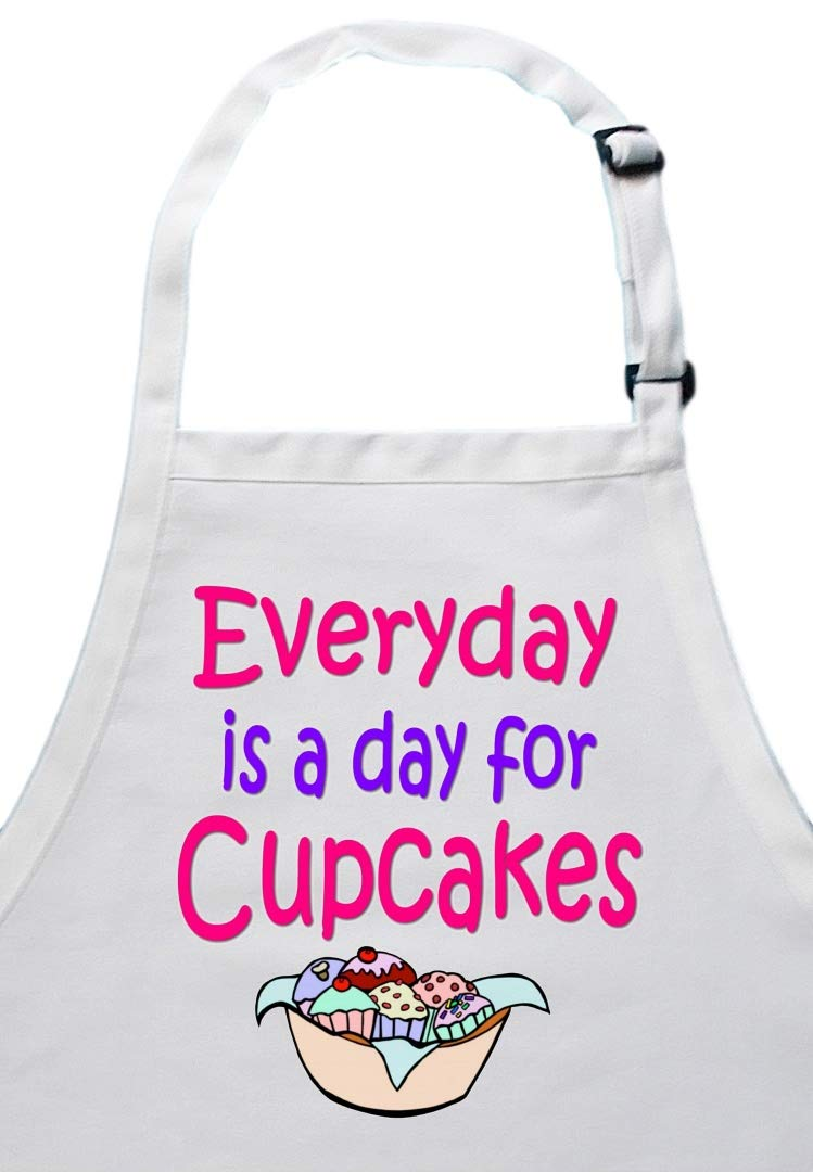 Everyday Is A Day For Cupcakes Cute Baking Aprons