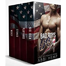 Bad Boys USA: Romance Box Set (American Alpha Males Collection Book 1)