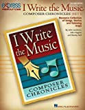 I Write the Music: Composer Chronicles (Set 1), , 1423455940