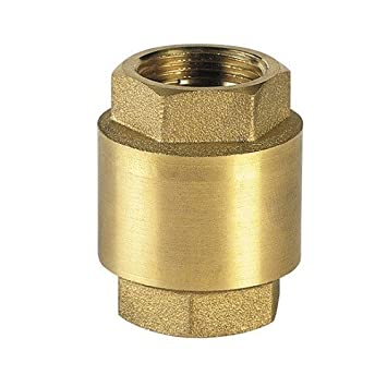 Brass check valve, Polymer plate (1 1/2'' 48.26mm) Polymer plate (1 1/2'' 48.26mm) Multiple manufacturers