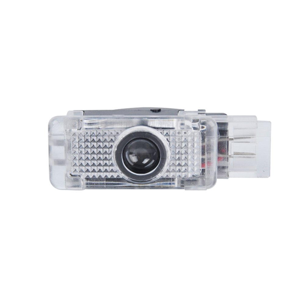 JDWG 1 Pair Car LED Proyector Lá mpara de la puerta Ghost Shadow Welcome Light