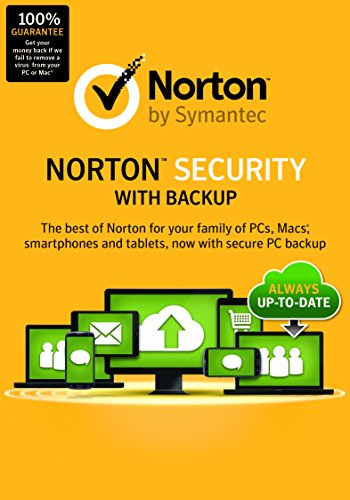 Norton Security with Backup (For 10 Devices) [Online Code]