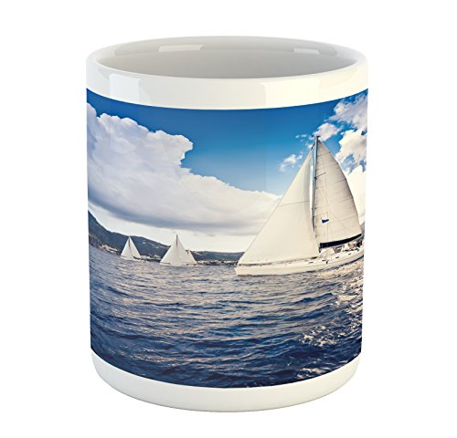 boat coffee cup - 3