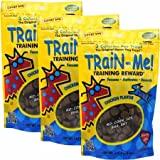 3 PACK Crazy Dog Train-Me! Treats Chicken Flavor (10.56 oz) Review