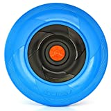Tucker Toys Disc Jock-E – The Flying Disc That Plays Your Music – Blue