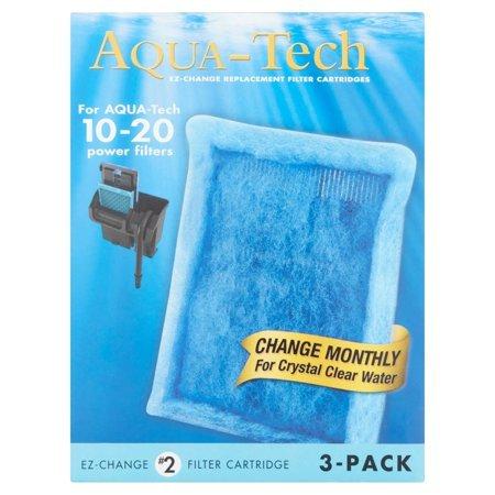 Aqua-Tech EZ-Change Replacement Filter Cartridge,(3ct) ()
