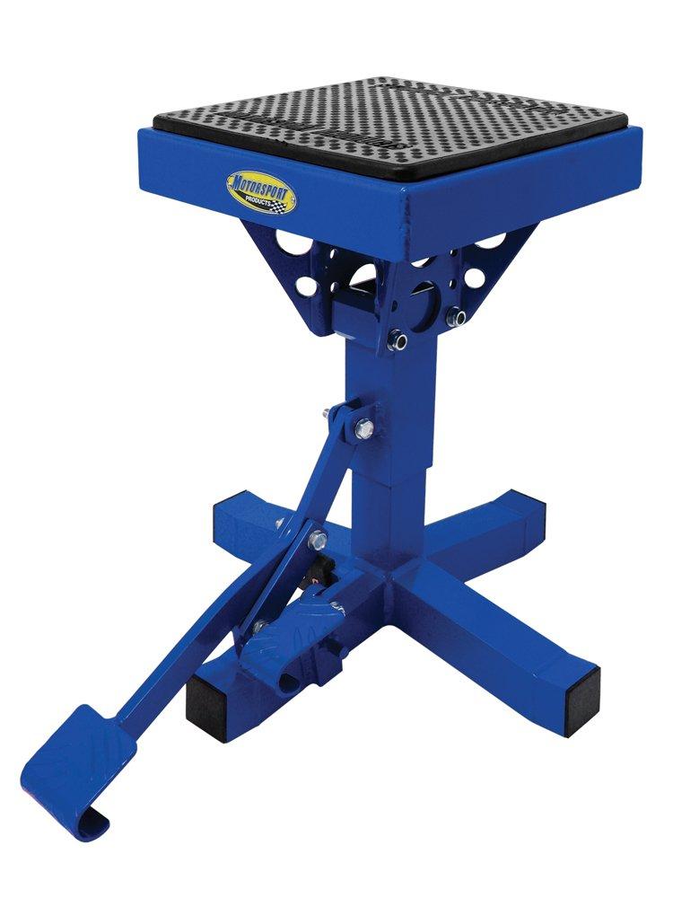 Motorsport Products 92-4012 Black P12 Adjustable Lift Stand