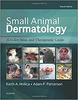 Book Small Animal Dermatology: A Color Atlas and Therapeutic Guide, 4e