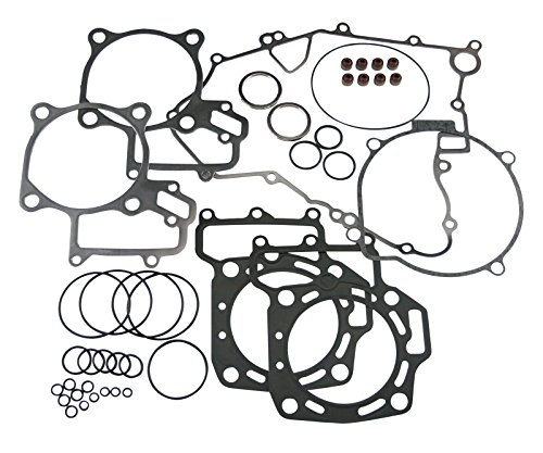 (Full Complete Rebuild Gasket Kit (Compatible With Kawasaki, Fits MANY 2005-2014 Brute Force 650i & 750 / Teryx 750) INCLUDES Valve Seals (NOT Straight Axle 650))