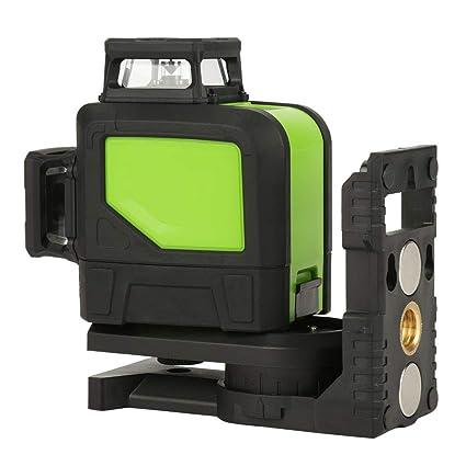 Akozon - Nivel láser profesional de nivel láser de 360 ...