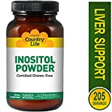 Country Life Inositol Powder - 8 Ounce