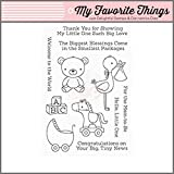 My Favorite Things Clear Stamps, Hello Little One