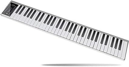 C Five Teclado/Piano Digital para Principiantes de 88 Teclas ...