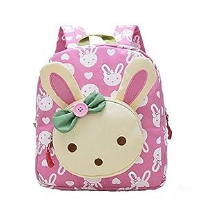 DNFC Backpack Kids Toddler Backpack Girls Boys Preschool Backpack Children Kids Rucksack Cute Rabbit Animal School Bag…