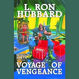 Voyage of Vengeance Audiobook