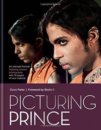 Picturing Prince: An Intimate Portrait cover