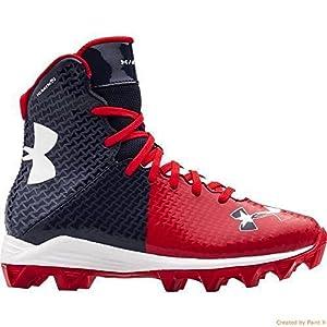 Under Armour UA Highlight RM JR. TX TEXAS Boy's Football Cleats 5Y