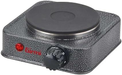 Girmi GIR0PSE15 - Hornillo eléctrico, 500 W, color negro