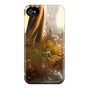 Iphone 4/4s Case Bumper Tpu Skin Cover For Deer Fall Accessories