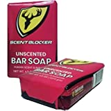 Scent Shield SB Bar Soap Clam, 5-Ounce