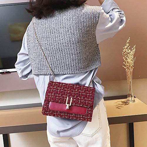 Donna Pelle Nera Bag Da Scuola A Per Borse Colori Lavoro Casual Messenger Elegante Spalla Rosso Pu Bianca Tote Mano Di Tracolla Viaggio 3 Hand YqzBn