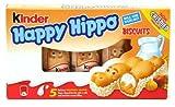 Kinder Happy Hippo - Hazelnut, .7oz x 5
