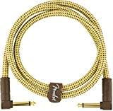 Fender Deluxe 3' Instrument Cable - Tweed