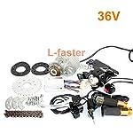51eHOQiBAdL. SS150 L-faster Veloce più Nuovo Kit Elettrico per Motori E-Bici da 450W Kit Elettrico per Motori elettrici Kit di conversione…