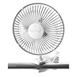 6'' Air King Clip-On Table Fan