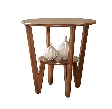 XZG Mesa de salón pequeña mesa de café, creativa mesa auxiliar de ...