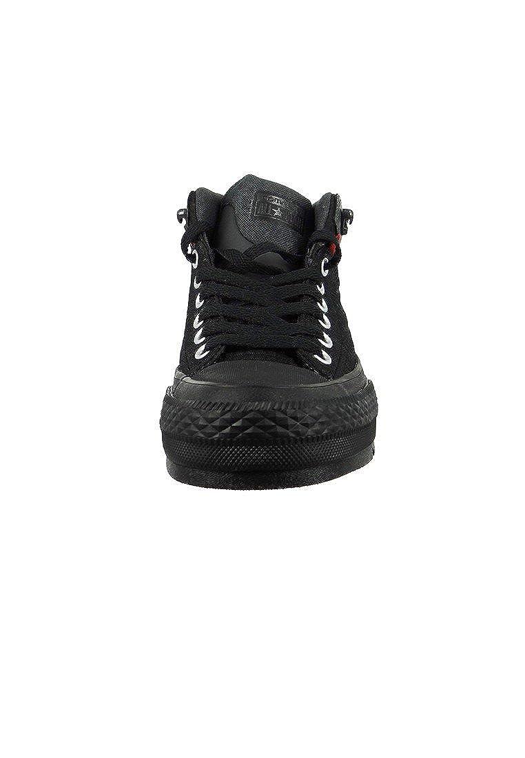 5c9a89f08c23 Converse Chuck Taylor All Star Street Boot Hi - 157474C - Color Black -  Size  8.5  Amazon.ca  Shoes   Handbags