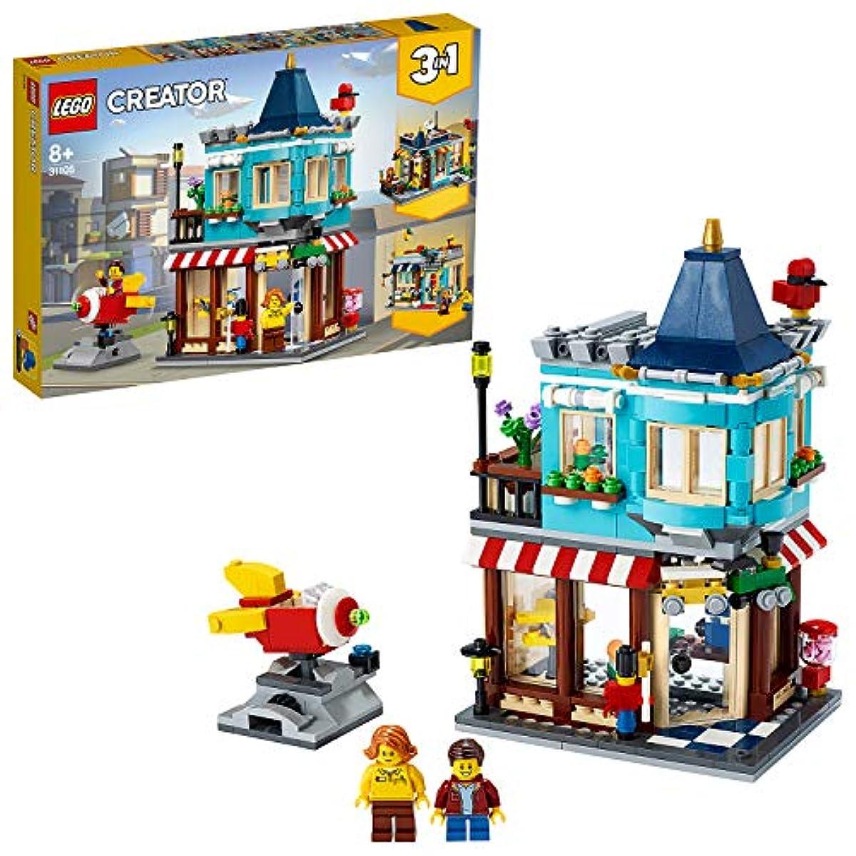 [해외] 레고(LEGO) creator 퍼터운 하우스 장난감 가게 31105