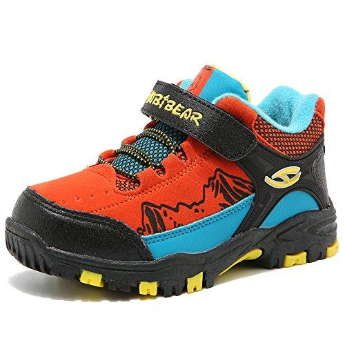 Kids Footwear (Hobibear Fashion Children's Sneakers(601) (13, Orange))