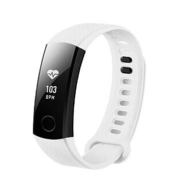 Señor Reloj Digital, sonnena correa de silicona de nueva moda deportiva para Huawei Honor 3
