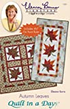 Quilt In A Day Autumn Leaves