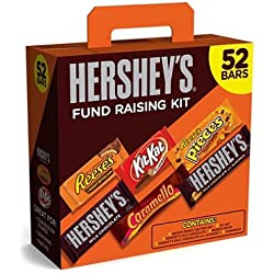 Hershey's Fund Raising Kit (52 ct.) (pack of 2)