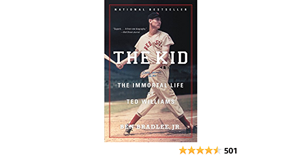 Download The Kid The Immortal Life Of Ted Williams By Ben Bradlee Jr