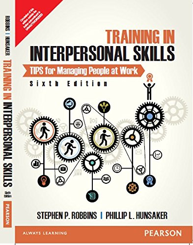 Training in Interpersonal Skills: Tips f: Tips for Managing People at Work (People Training)
