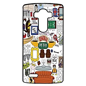 LG G4 Case Cover Shell Personalized Design Comedy TV Show Friends Phone Case Cover Friends Popular